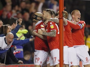 Early Benalouane goal earns Forest victory over Derby