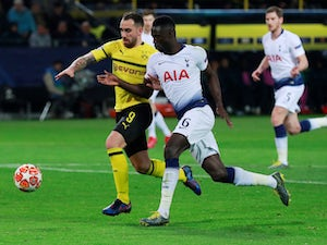 Live Commentary: Borussia Dortmund 0-1 Tottenham (0-4 on agg) - as it happened
