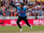 Result: Jordan stars as England skittle West Indies for 45 to claim biggest T20 win