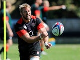 Chris Robshaw pictured in August 2018