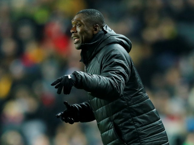 Clarence Seedorf: 'Cameroon not feeling pressure of title defence'