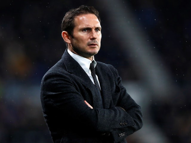Lampard 'has not held Chelsea talks'
