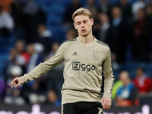 Van Gaal: 'De Jong made mistake joining Barca'