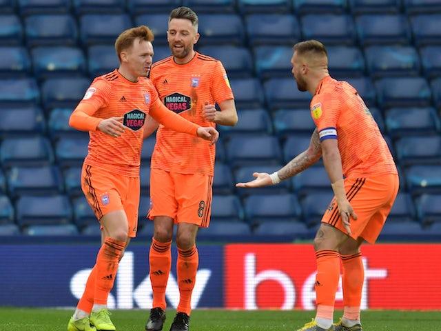 Result: Rock-bottom Ipswich battle back to hold promotion hopefuls West Brom
