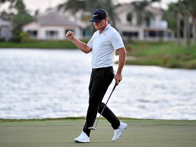 Result: Mitchell holds off Koepka and Fowler to claim maiden PGA Tour title in Florida