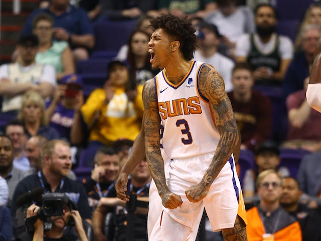 Result: Kelly Oubre Jr helps Phoenix stage late fightback to stun high-flying Milwaukee