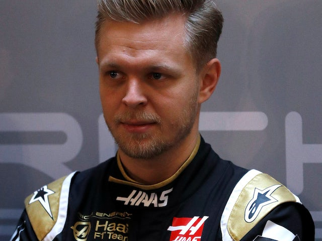 Haas title sponsor could be bankrupted