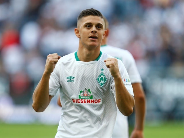 Milot Rashica pictured in September 2018