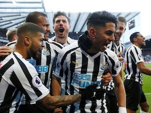 Perez bags brace as Newcastle hit back to beat Everton