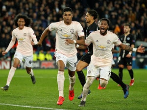 Live Commentary: PSG 1-3 Manchester United - as it happened