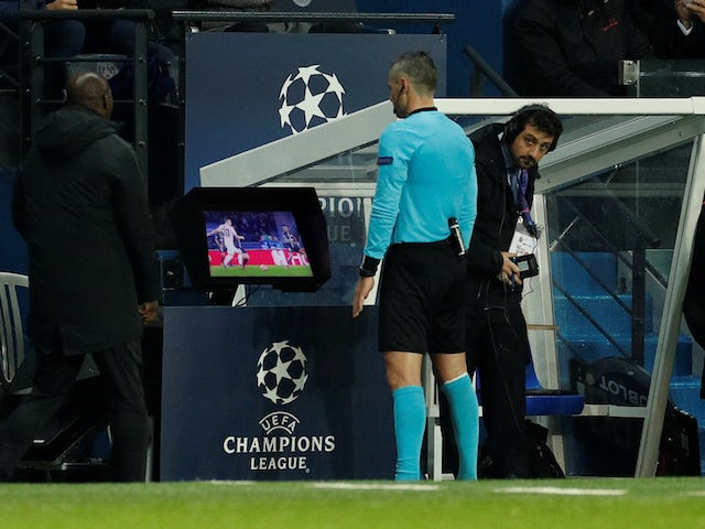 Damir Skomina chosen to referee Champions League final