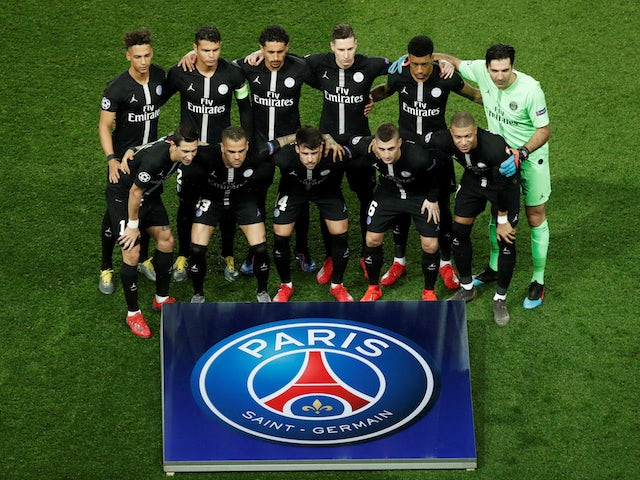 932972ce Player Ratings: Gianluigi Buffon blunders as Paris Saint-Germain collapse