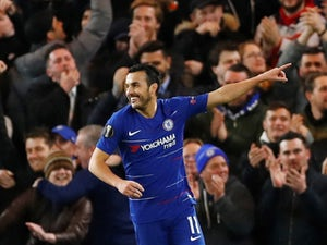 Chelsea attacker Pedro eyes return to Barcelona