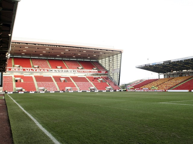 Result: Aberdeen sweep aside Ross County at Pittodrie
