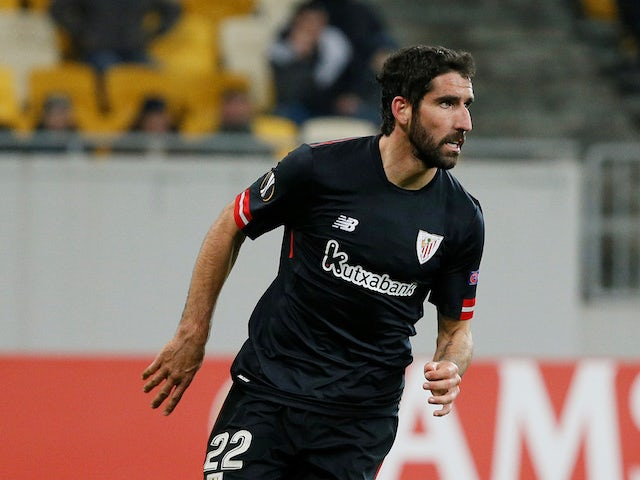 Result: Raul Garcia earns point for Athletic Bilbao in draw with Espanyol