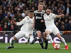 Live Commentary: Real Madrid 1-4 Ajax - as it happened