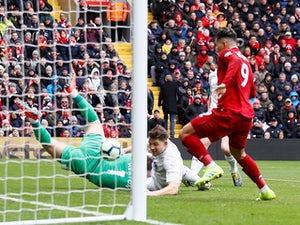 Live Commentary: Liverpool 4-2 Burnley - as it happened