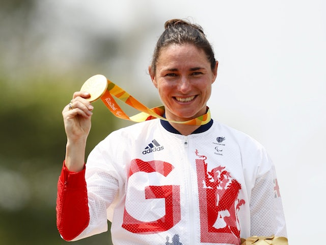 Dame Sarah Storey: 'Tokyo Paralympics start date won't feel any different'