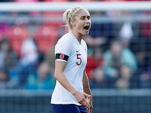 England captain Steph Houghton in race to be fit for World Cup quarter-final