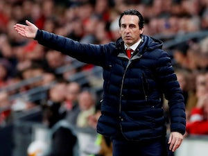 Unai Emery calls for 'big performance' as Arsenal host Manchester United