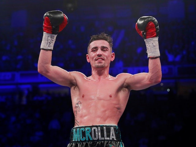 Anthony Crolla aiming to 'shock the world' in fight against Vasyl Lomachenko