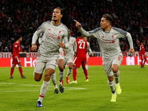 Live Commentary: Bayern Munich 1-3 Liverpool - as it happened