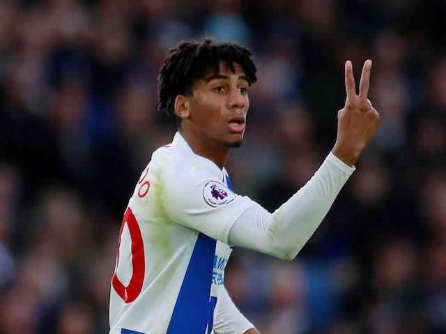 Brighton defender Bernardo joins RB Salzburg on loan
