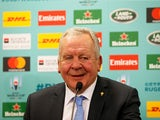 Bill Beaumont pictured in May 2017