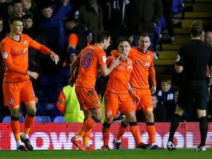 Ben Thompson brace earns Millwall vital win at Birmingham