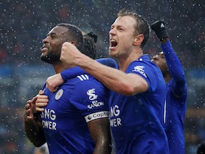 Late Morgan goal secures victory for 10-man Leicester over Burnley