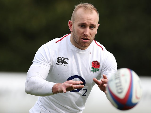England scrum-half Dan Robson ruled out of Six Nations clash with Scotland