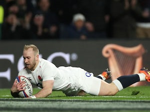 England scrum-half Robson ruled out with blood clots