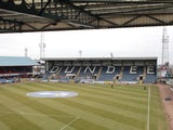 General view of Dens Park, home to Dundee, from 2013
