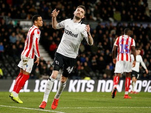 Jack Butland holds off Derby as Stoke claim goalless draw