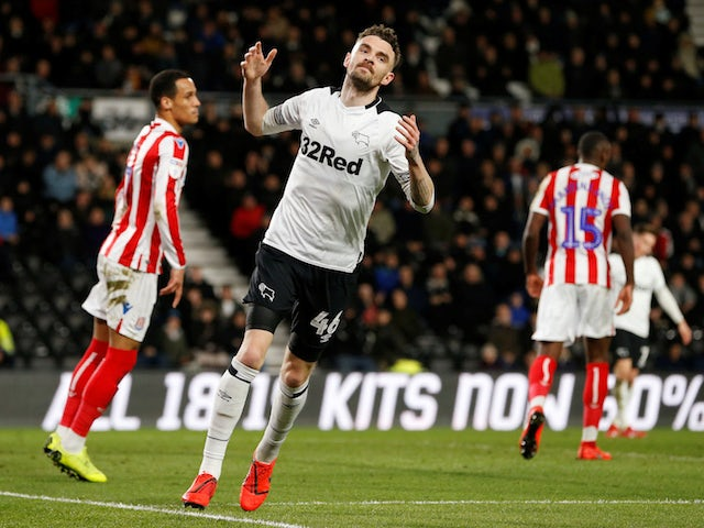 Result: Jack Butland holds off Derby as Stoke claim goalless draw