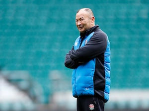 Eddie Jones makes dig at Lions head coach role
