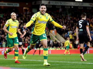 Brilliant Buendia brace sends Norwich back to the top of the Championship