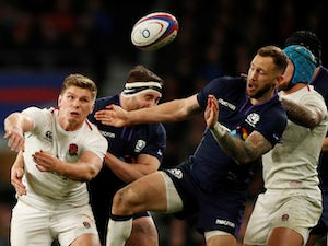 Owen Farrell lost his edge during Scotland game - Eddie Jones