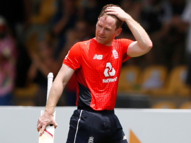England captain Eoin Morgan banned for fourth ODI against Pakistan