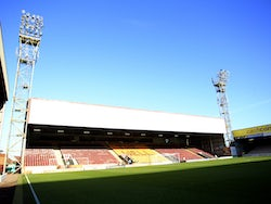 General view of Fir Park, home of Motherwell, from November 2011