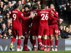 Preview: Liverpool vs. Spurs - prediction, team news, lineups