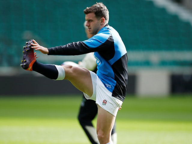 George Ford: 'England must be whiter than white against Argentina'
