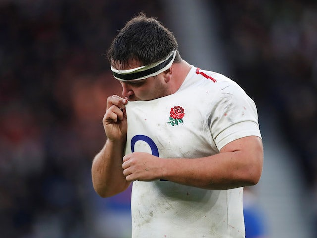 Jamie George brushes off Argentina