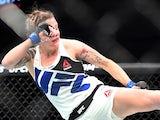 UFC fighter Joanne Calderwood pictured in June 2016