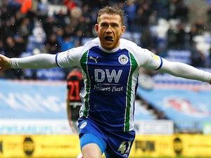 Result Joe Garner Hands Wigan Winning End To Season Sports Mole