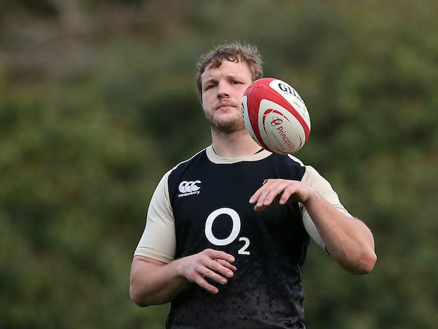 Joe Launchbury ruled out of England's Six Nations opener with knee injury