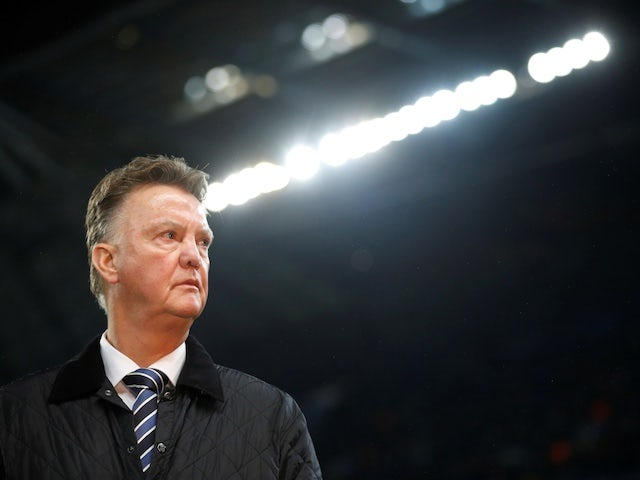 Van Gaal hits out at Man United's transfer policy