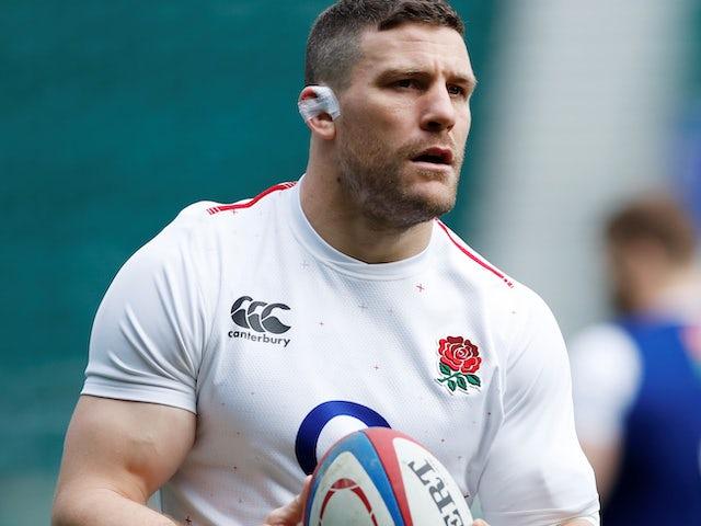 England trio still in contention to face Ireland