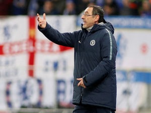 Kovacic hails under-fire boss Sarri