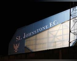 Shaun Rooney vying for regular spot in St Johnstone team